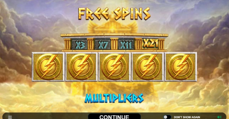 Ancient Fortunes Free Spins
