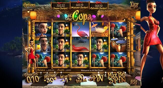 At The Copa Slot