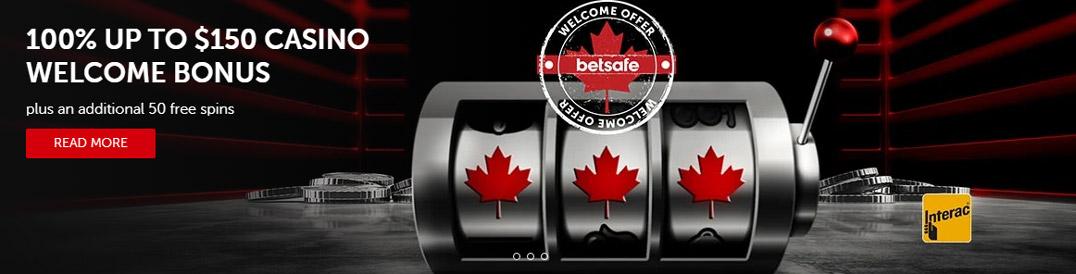 betsafe casino bonus banner