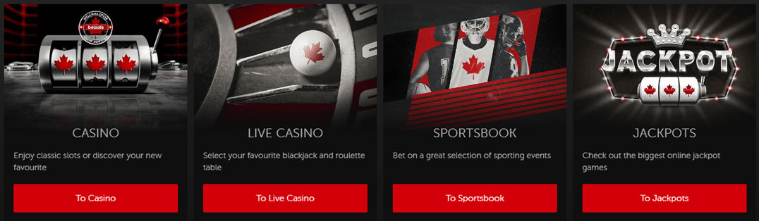 betsafe casino offers
