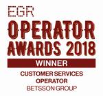 betsafe egr award