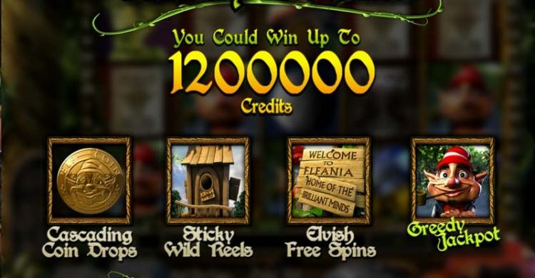Betsoft Greedy Goblins Bonus