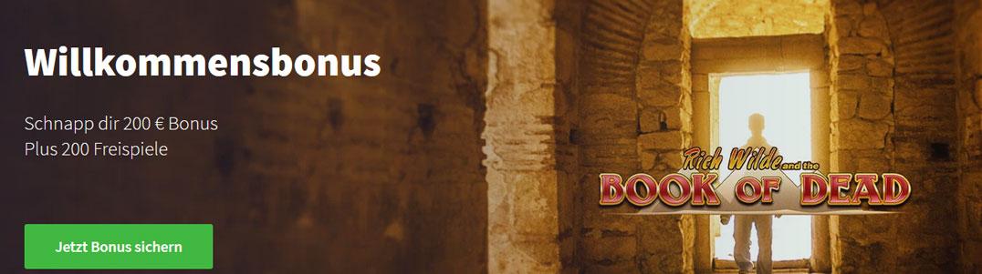 betsson Bonus Banner