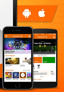 Betsson Mobile Platforms
