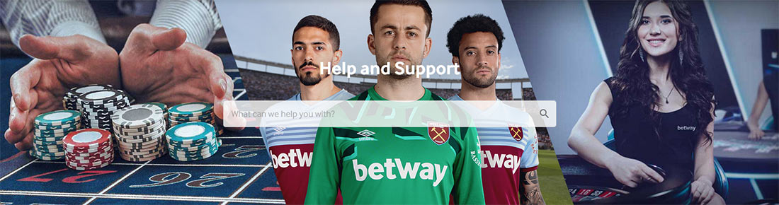Betway Help Search