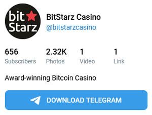 Bitstarz Casino Telegram