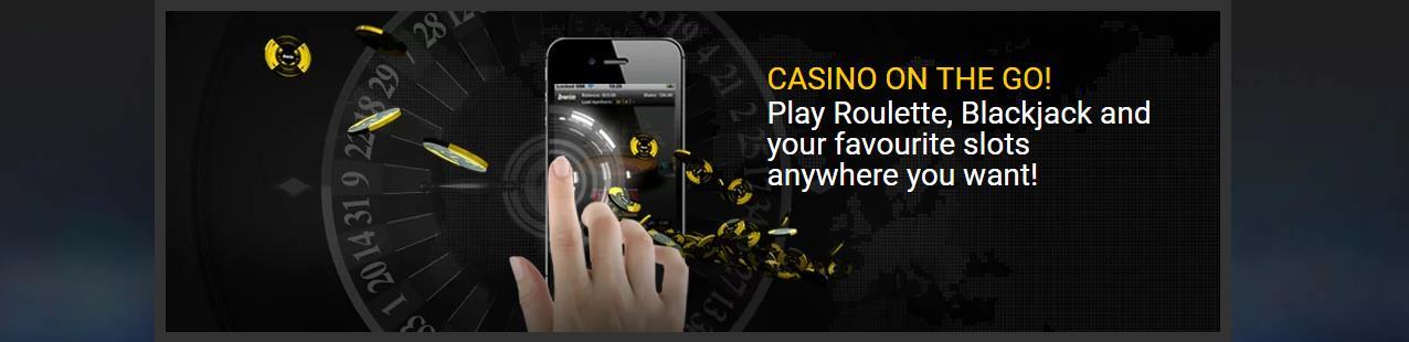 BWIN Mobile Casino App