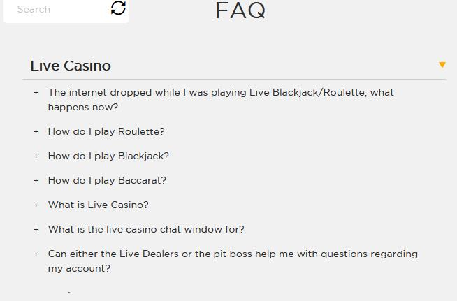 Casino Cruise FAQ