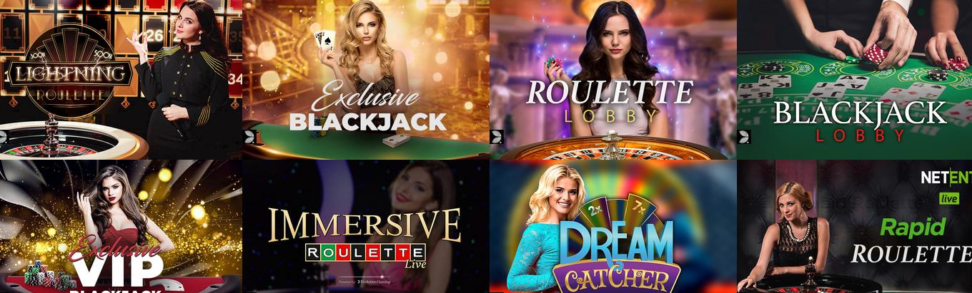 Casino Cruise Live Casino Games
