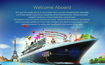 Welcome at Casino Cruise