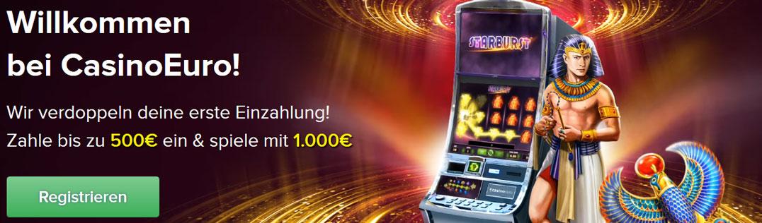 Casino Euro Bonus Deutschland