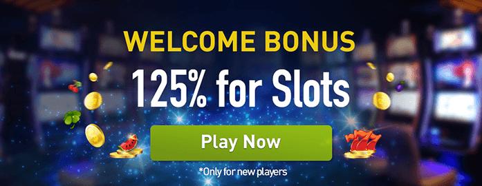 Casino Club Bonus Banner