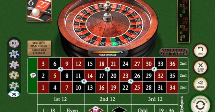 European Roulette preview