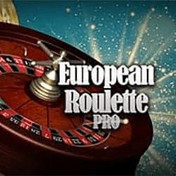 European Roulette Pro Table Game