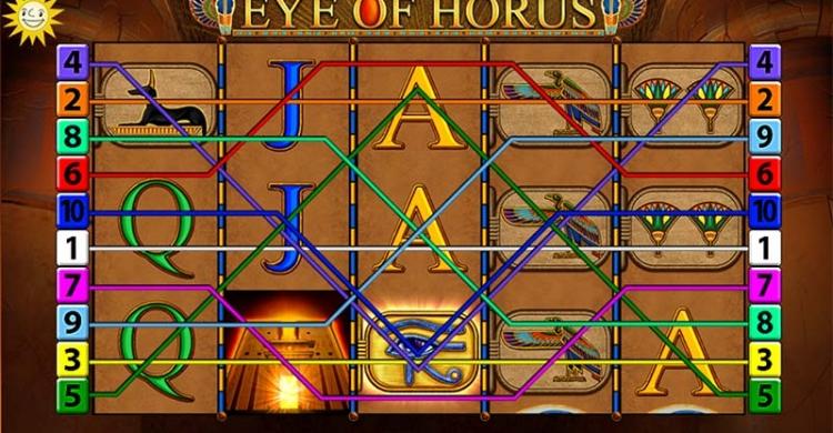 Eye of Horus Vorschau Slot