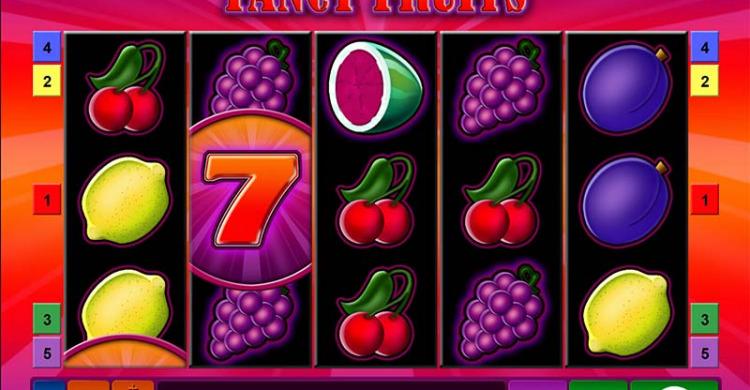 Fancy Fruits Vorschau Slot