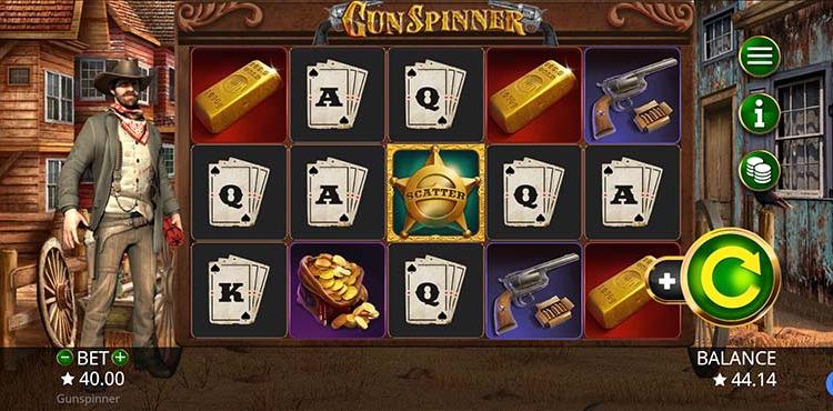 Gun Spinner Preview
