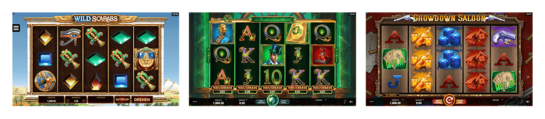 JackpotCity Top-Spiele