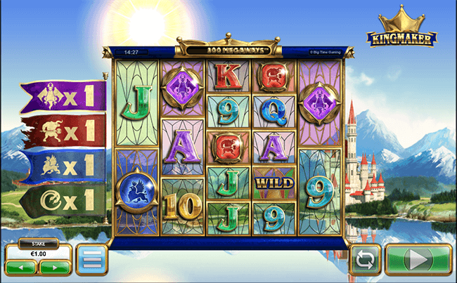 Spiele Kingmaker - Video Slots Online