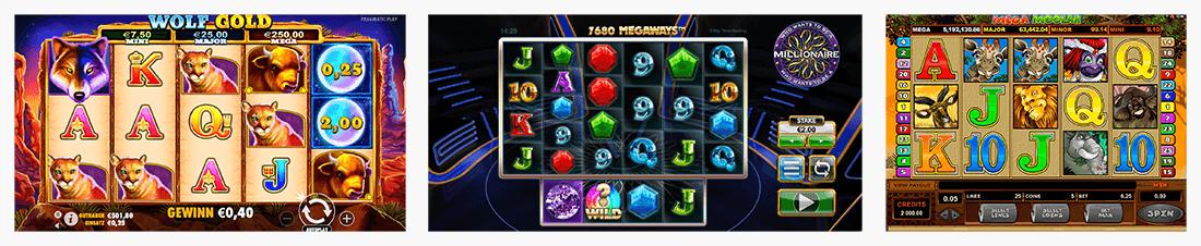 Leo Vegas Top-Spiele