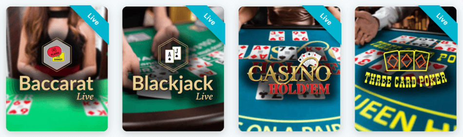 Lucky Days Live Casino