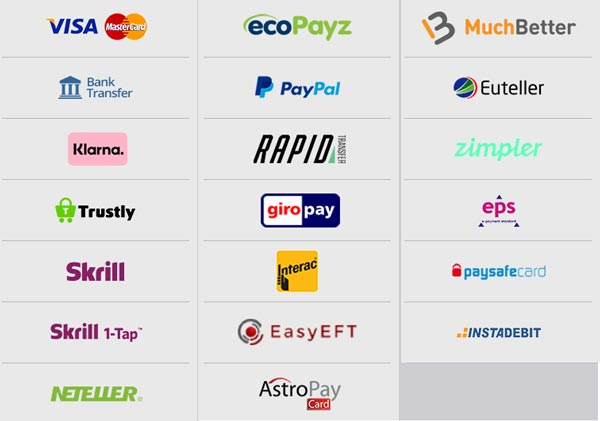 Magic Red payment provider