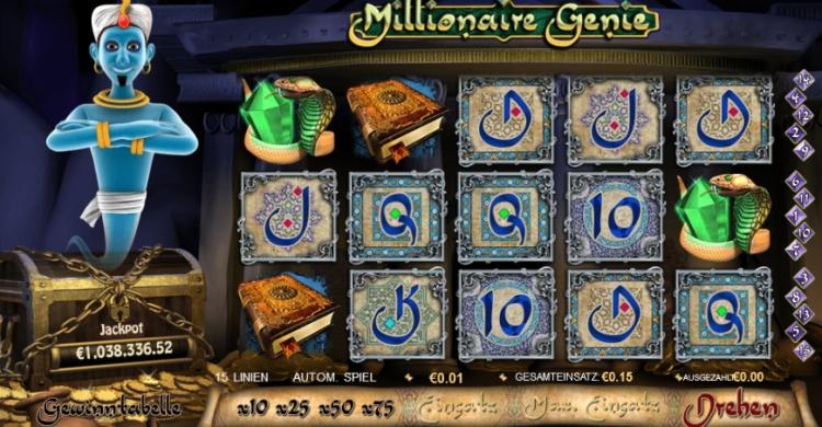 Millionaire Genie Vorschau