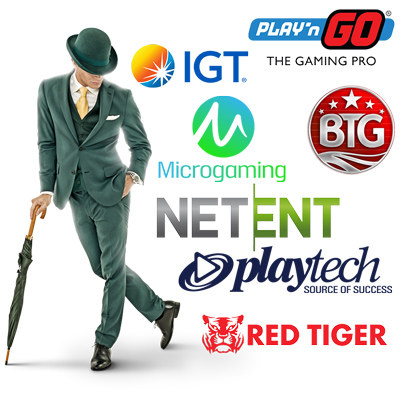 Mr Green Casino Software
