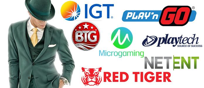 Mr Green Software Anbieter