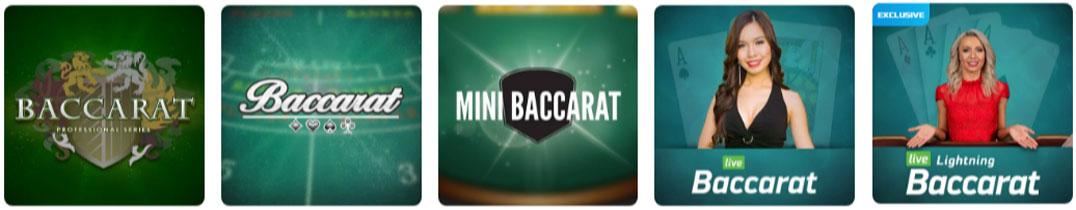 NetBet baccarat