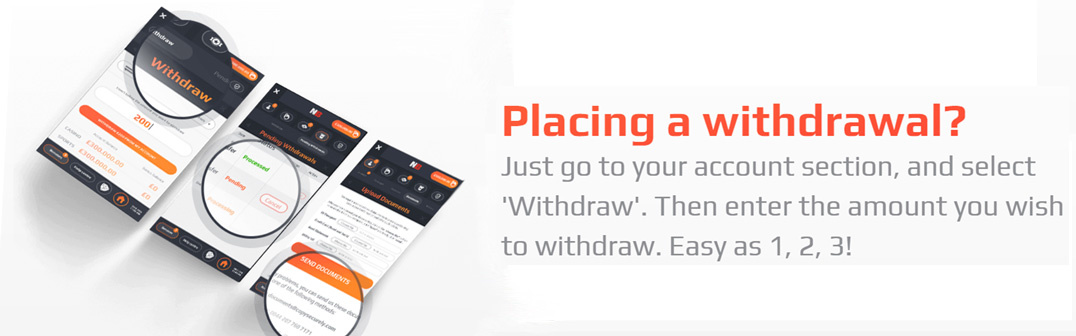 NetBet withdrawal