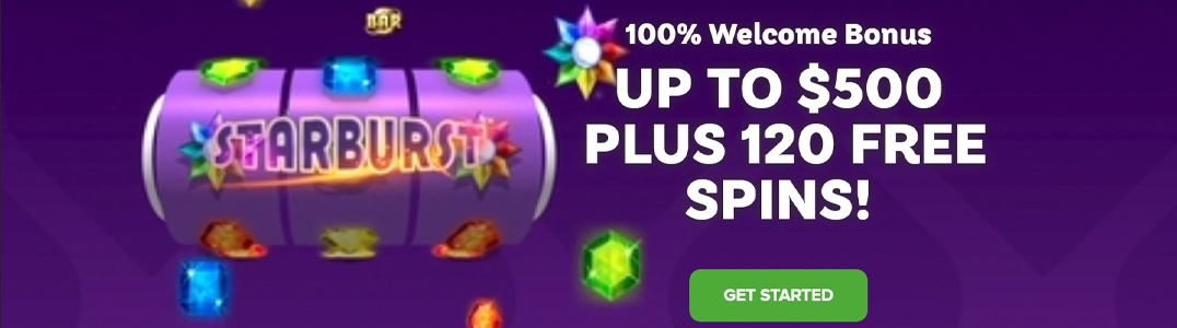 Party Casino Bonus Banner