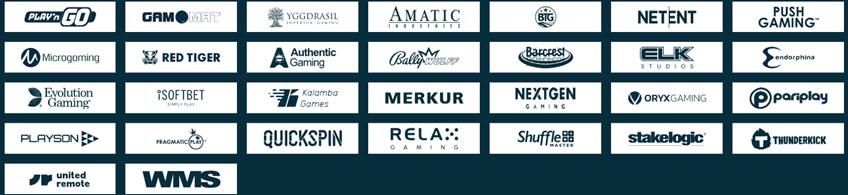 Platin Casino Software