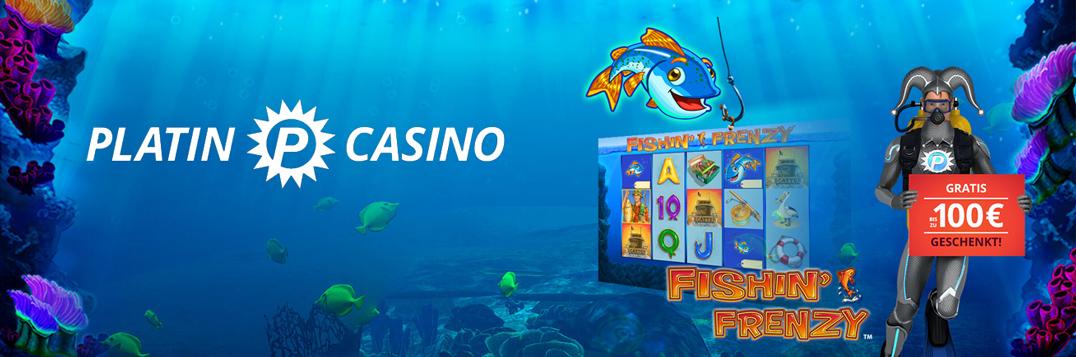 Platincasino Mobile Bonus