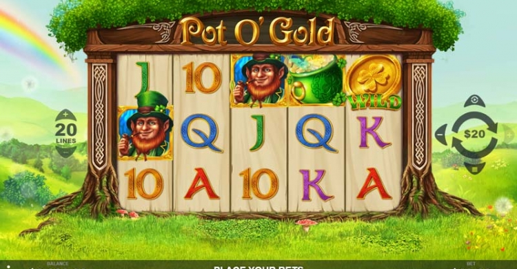 Pot O Gold preview slot