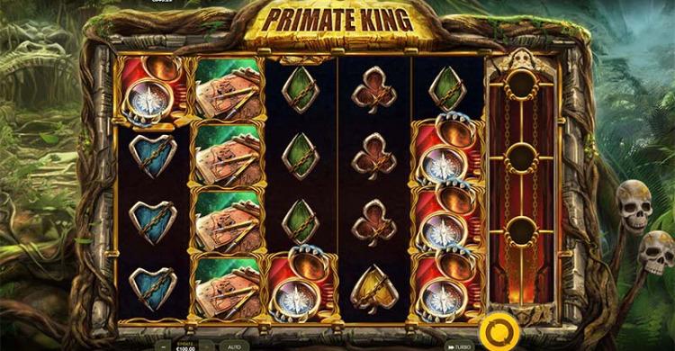Primate King Vorschau Slot