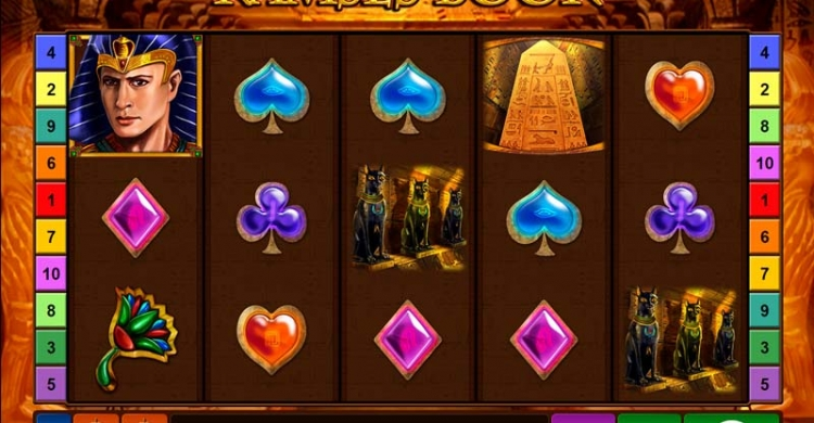 Ramses Book preview slot