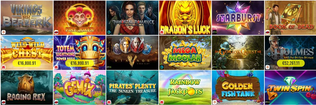 Spinit Casino online slots