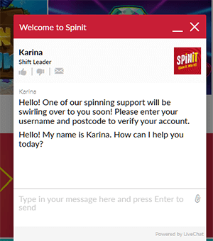 spinit chat