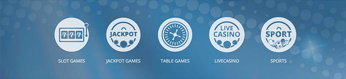 Sunmaker game categories