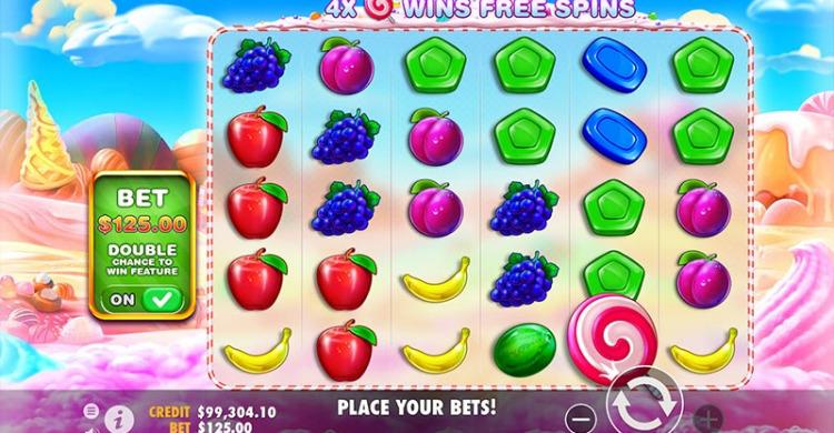Der Sweet Bonanza online Slot mit maximalem Einsatz