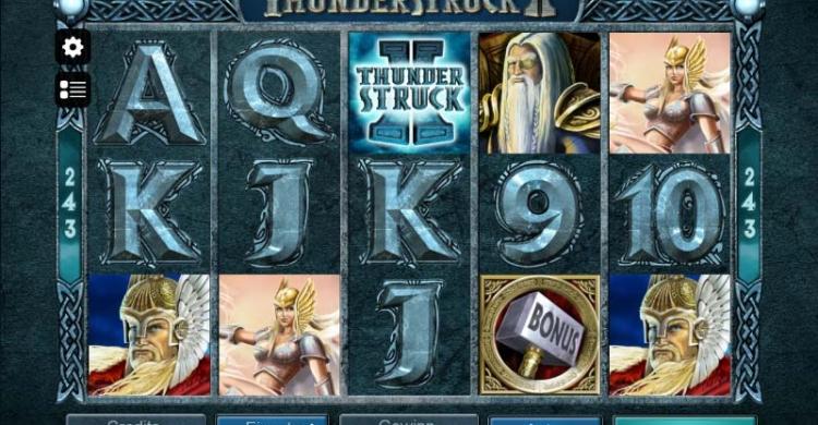 Thunderstruck II Vorschau