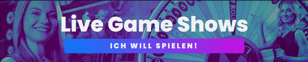 Winny Live Casino Banner