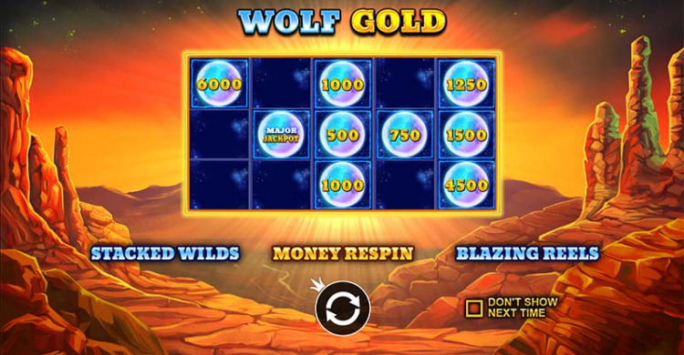 Wolf Gold Features