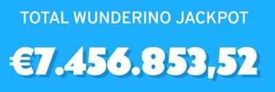 Wunderino Jackpot